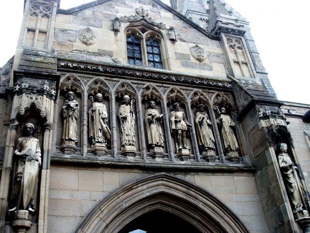 Zdjęcia: Katedra St Martin`s , East  Midlands, Leicester, WIELKA BRYTANIA