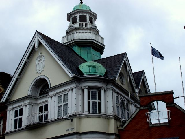 Zdjęcia: Leicester, East midlands, Leicester, WIELKA BRYTANIA