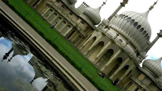 Zdjęcia: Brighton, Royal Pavilion, WIELKA BRYTANIA
