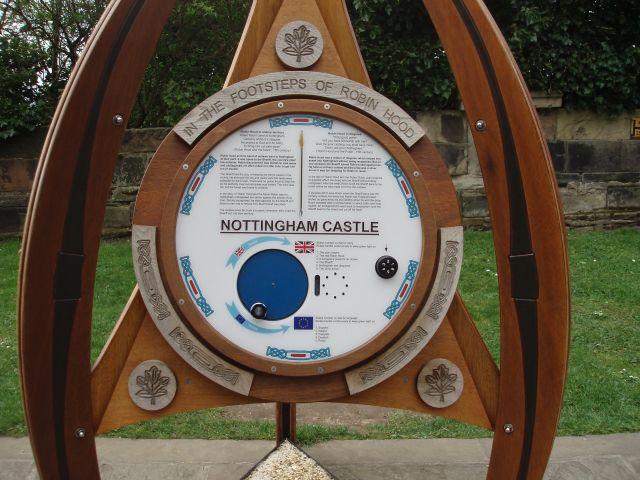 Zdjęcia: miasto Nottingham , East Midlands, Nottingham, WIELKA BRYTANIA