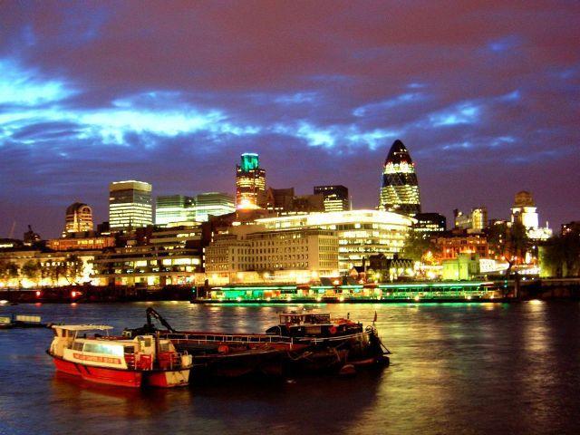 Zdjęcia: Londyn, KONKURS Zmierzch nad Londynem, WIELKA BRYTANIA