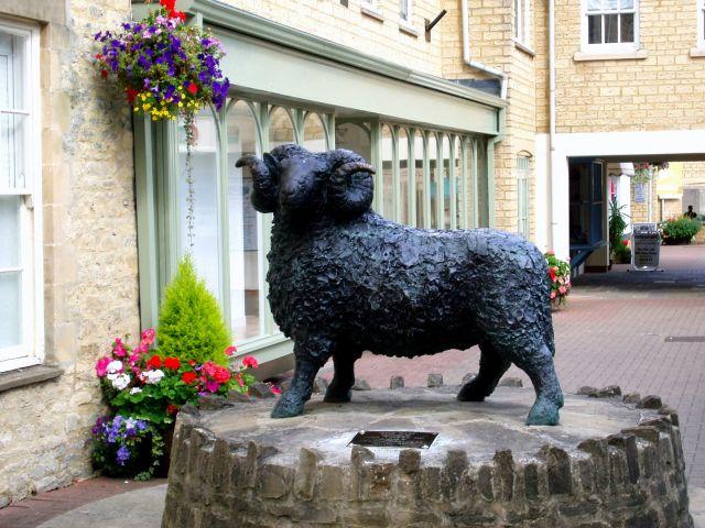 Zdjęcia: miasteczko Cirencester, Cotswold, Cirencester -Anglia, WIELKA BRYTANIA
