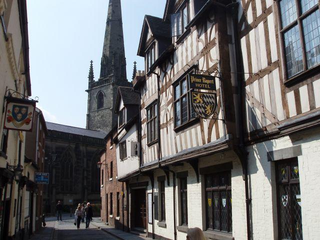 Zdjęcia: miasto Shrewsbury, Shropshire, Shrewsbury-Anglia, WIELKA BRYTANIA
