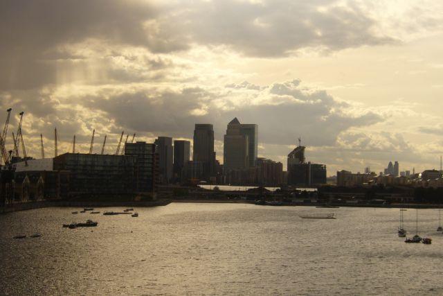 Zdjęcia: Londyn, canary, ., WIELKA BRYTANIA
