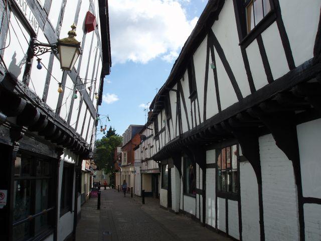 Zdjęcia: miasteczko Leominster, Hrabstwo Hereford, Leominster, WIELKA BRYTANIA