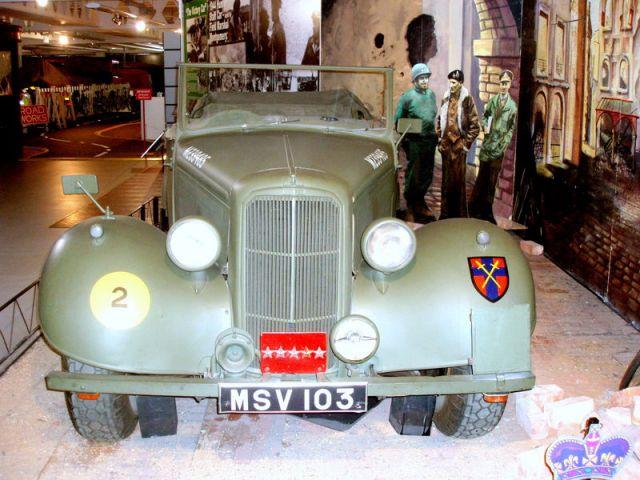 Zdjęcia: Muzeum Transportu -Coventry, West Midlands, Czar samochodow, WIELKA BRYTANIA