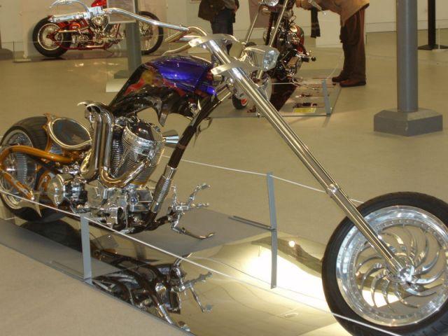 Zdjęcia: Muzeum Transportu -Coventry, West Midlands, Czar motocykli, WIELKA BRYTANIA