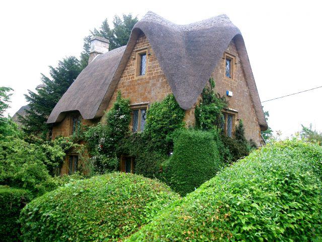 Zdjęcia: miasteczka i wsie Cotswold, Srodkowa Anglia, Cotswold-angielska prowincja, WIELKA BRYTANIA