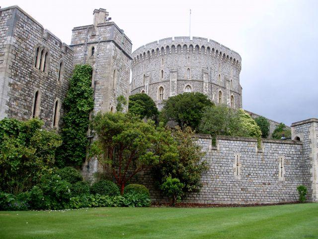 Zdjęcia: zamek Windsor, niedaleko Londynu, Windsor Castle, WIELKA BRYTANIA
