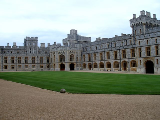 Zdjęcia: Zamek Windsor, 30 km od Londynu, Windsor Castle, WIELKA BRYTANIA
