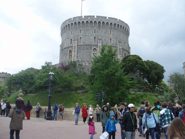 Zdjęcia: Zamek krolewski Windsor, 30 km od Londynu, Windsor Castle, WIELKA BRYTANIA