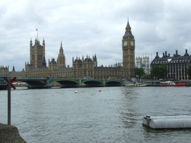 Zdjęcia: Londyn, Big Ben i budynek parlamentu, WIELKA BRYTANIA