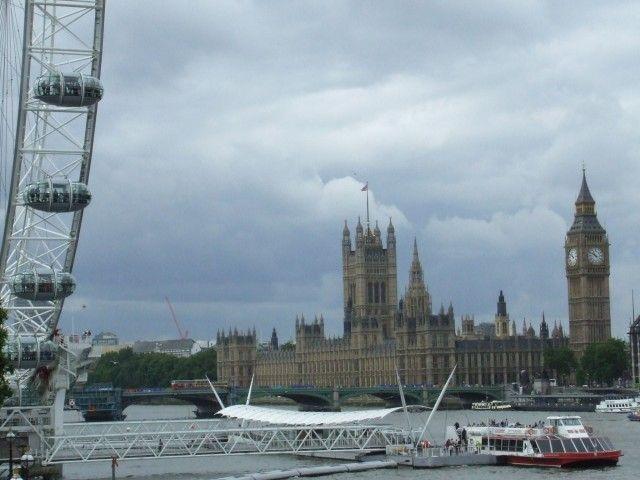 Zdj�cia: Londyn, Big Ben, WIELKA BRYTANIA