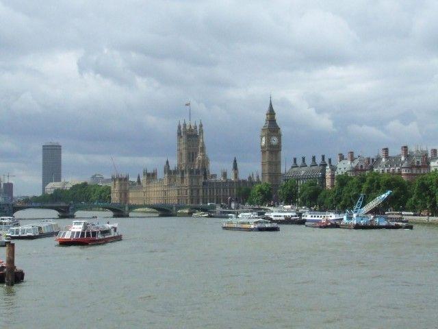 Zdj�cia: Londyn, Budynek Parlamentu, WIELKA BRYTANIA