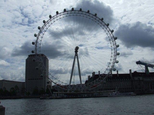 Zdjęcia: Londyn, Londyńskie Oko, WIELKA BRYTANIA