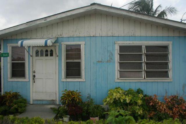 Zdj�cia: Grand Cayman, Kajmany, Kajmany - domek, WIELKA BRYTANIA