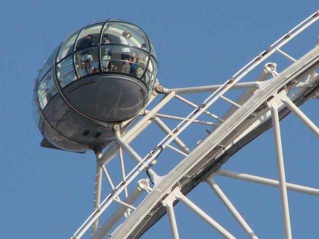 Zdjęcia: Londyn, London Eye, WIELKA BRYTANIA