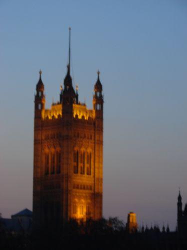 Zdjęcia: Londyn, Londyn noca, WIELKA BRYTANIA