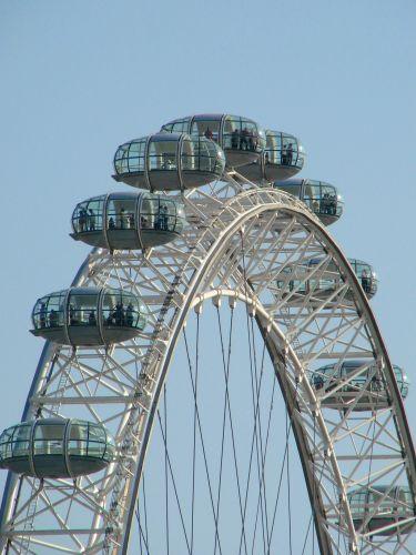 Zdjęcia: Londyn, London Eye , WIELKA BRYTANIA