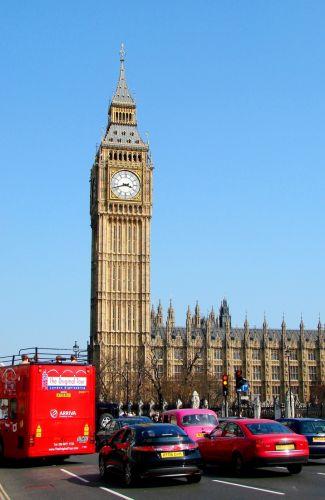 Zdjęcia: Londyn, Big Ben, WIELKA BRYTANIA