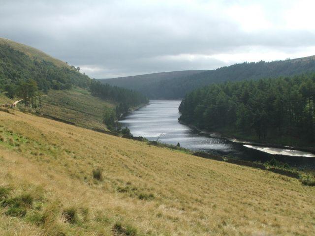 Zdjęcia: Derwent Reservoir, Peak District, Angielska jesien, WIELKA BRYTANIA