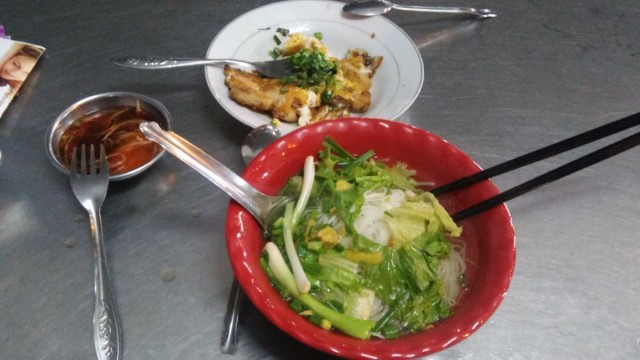 Zdjęcia: Sajgon, Sajgon, Uliczne jedzonko, WIETNAM