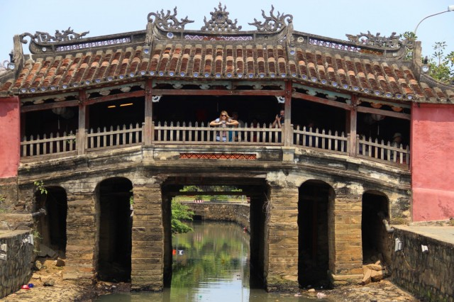 Zdjęcia: Hoi An, Środkowy Wietnam, Most Japoński, WIETNAM