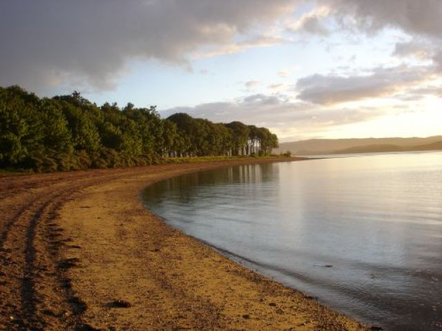 Zdj�cia: Loch Fyne, Scotland,  Argyll, Loch Fyne, WIELKA BRYTANIA