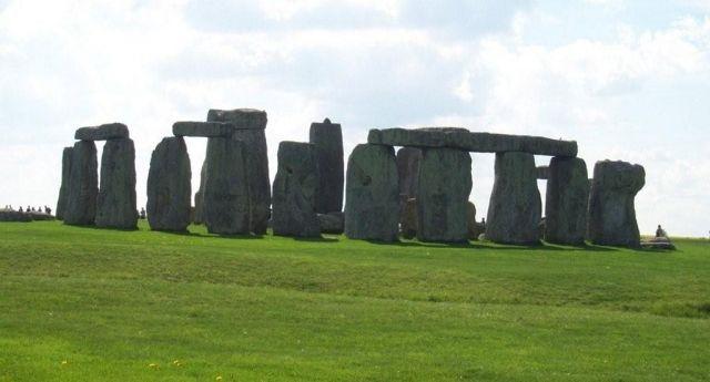 Zdjęcia: Stonehenge, Wiltshire , Kamienny krąg, WIELKA BRYTANIA