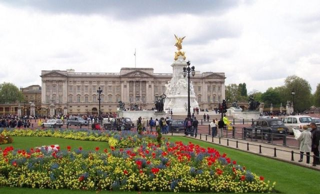 Zdjęcia: Londyn, Pałac Buckingham, WIELKA BRYTANIA