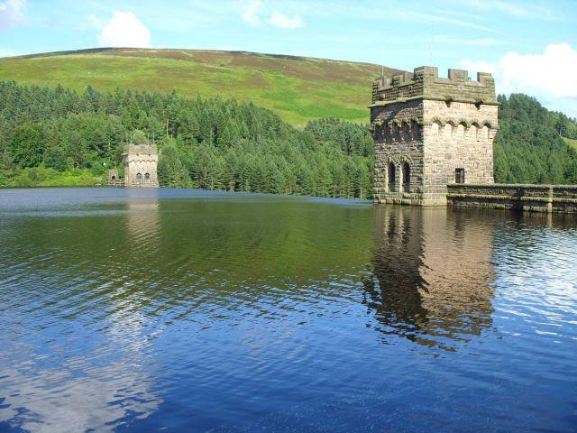 Zdjęcia: okolice Shefield, Yorkshire, duzo wody, WIELKA BRYTANIA