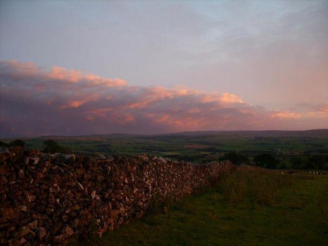 Zdj�cia: okolice Shipley, West Yorkshire, kazdy zachod jest inny, WIELKA BRYTANIA