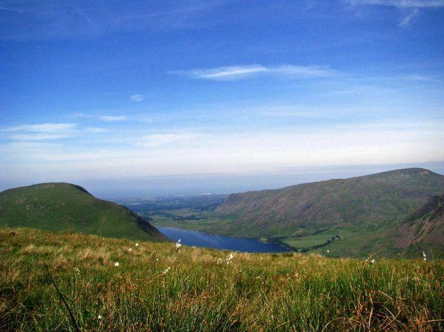 Zdjęcia: Wast water, Cumbria / Lake District, gorska laczka, WIELKA BRYTANIA