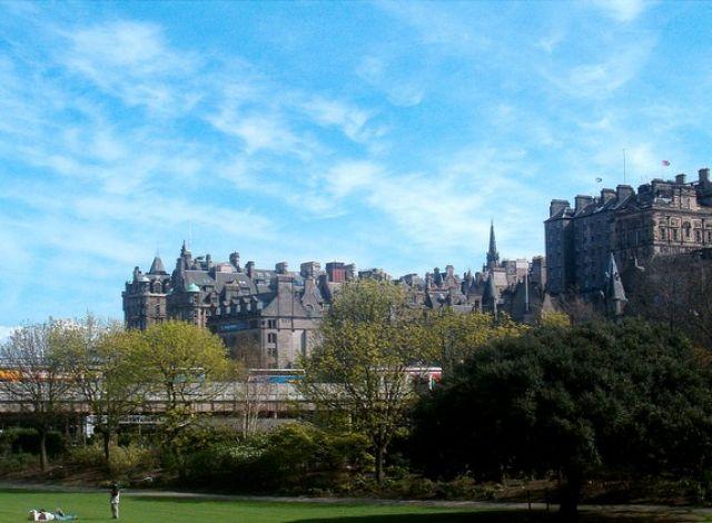 Zdjęcia: Szkocja, Edynburg, WIELKA BRYTANIA