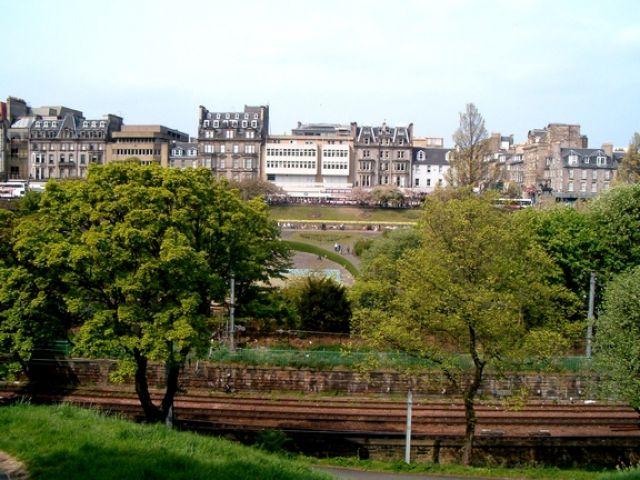 Zdjęcia: Szkocja, Edynburg_, WIELKA BRYTANIA