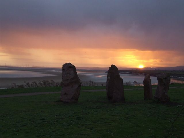 Zdjęcia: Norchard, Gloucestershier, kamienie II, WIELKA BRYTANIA