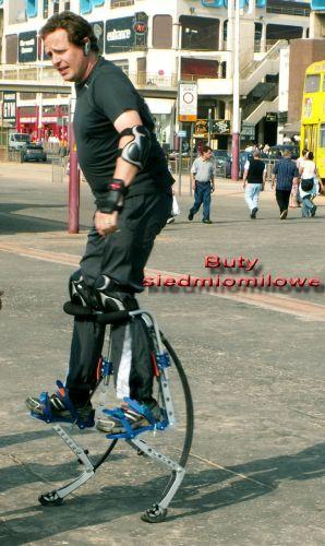 Zdjęcia: Blackpool, Lancashire, Buty siedmiomilowe, WIELKA BRYTANIA