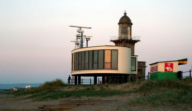 Zdjęcia: Fleetwood, Anglia, Stacja obserwacyjna, WIELKA BRYTANIA