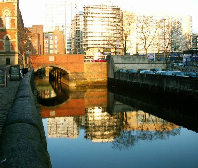 Zdjęcia: Manchester, Anglia, Kanał, WIELKA BRYTANIA