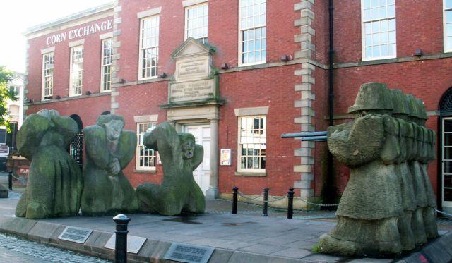 Zdjęcia: Preston, Anglia, Rozstrzeliwanie, WIELKA BRYTANIA