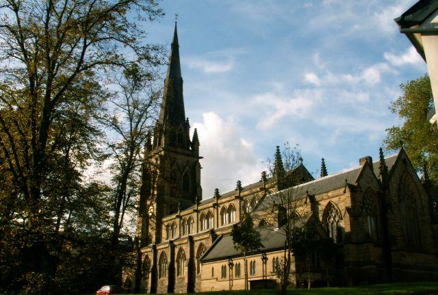 Zdjęcia: Preston, Anglia, Kościół, WIELKA BRYTANIA