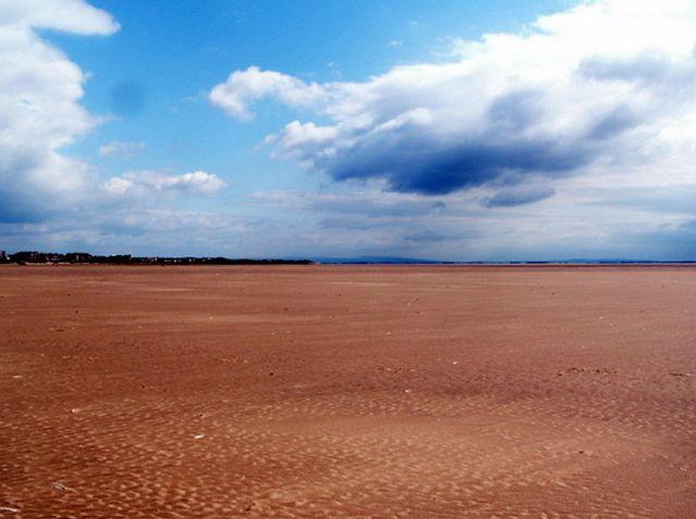 Zdjęcia: St. Annes, Anglia, Plaża jak pustynia, WIELKA BRYTANIA