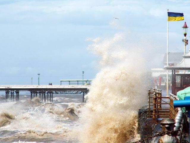Zdjęcia: Blackpool, Anglia, Morze Irlandzkie 03, WIELKA BRYTANIA