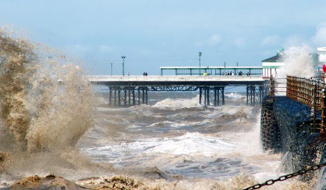 Zdjęcia: Blackpool, Anglia, Morze Irlandzkie 04, WIELKA BRYTANIA