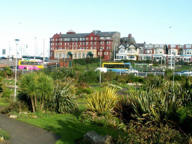 Zdjęcia: Blackpool, Anglia, Gynn Square, WIELKA BRYTANIA