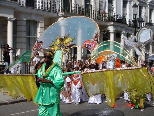 Zdjęcia: Londyn, Anglia, Karnawal -2-po Rio de Janeiro, WIELKA BRYTANIA