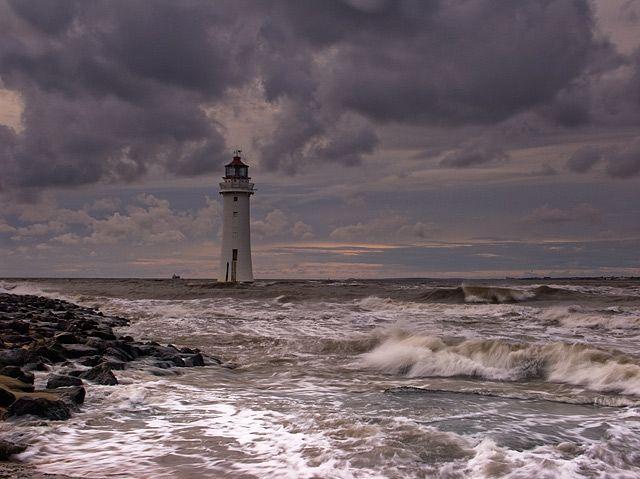Zdjęcia: New Brighton, Wirral, New Brighton, WIELKA BRYTANIA