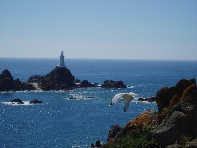 Zdjęcia: Jersey, Wspy Normandzkie, cudowne lato, WIELKA BRYTANIA