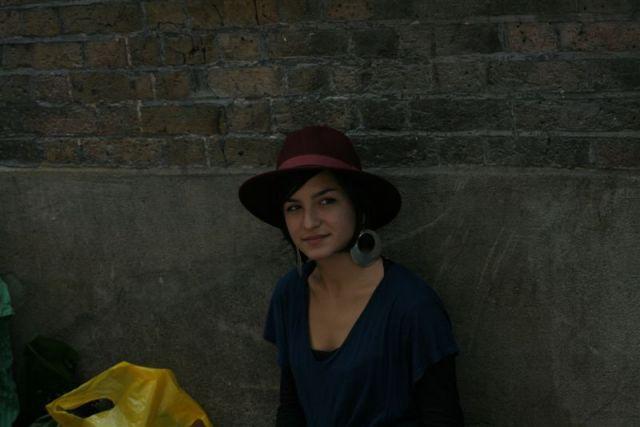 Zdjęcia: Londyn, Brick Lane, interpretacja dowolna., WIELKA BRYTANIA