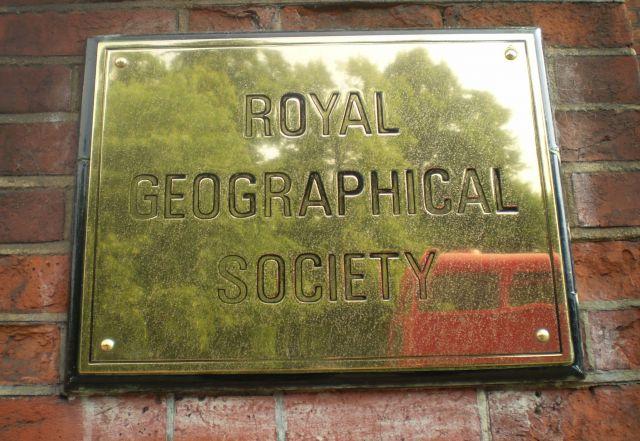Zdjęcia: Royal Geographical Society, Londyn, WIELKA BRYTANIA